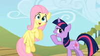 Fluttershy good idea S2E01