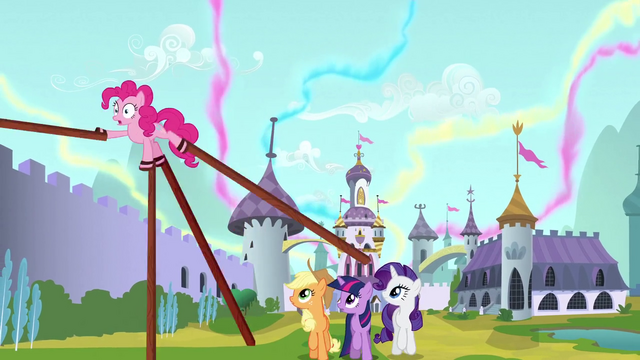 File:Pinkie Pie 'With such high stakes' S3E2.png