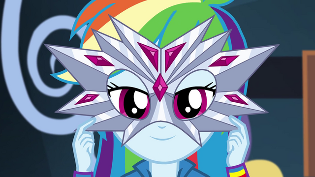 File:Rainbow Dash's mask EG2.png