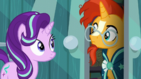 "Sunburst ""what do you mean?"" S6E1"