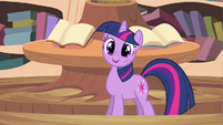Twilight don't do S2E20