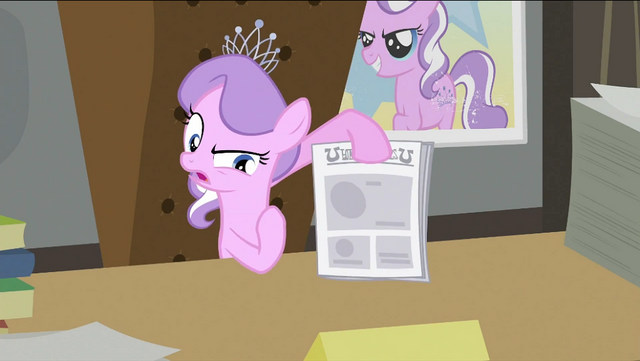 File:Diamond Tiara holding newspaper S2E23.png