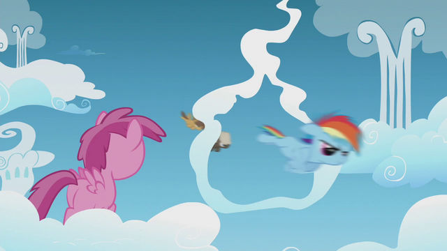 File:Rainbow Dash flies through a cloud ring S5E25.png