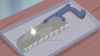 Surgical saw unveiled S6E23