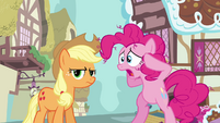 Pinkie Pie 'and then the real Rainbow Dash' S3E07