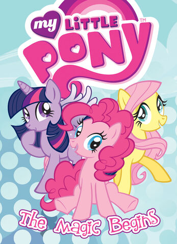 File:My Little Pony The Magic Begins cover.jpg