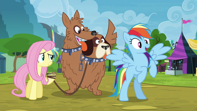File:Rainbow Dash's way forward is clear S4E22.png