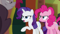 "Rarity ""neither can you!"" S6E12"