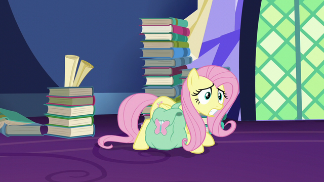 File:Fluttershy strains under the weight of her bags S5E23.png