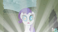 Rarity being hypnotized S2E1