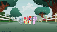 Apple Bloom what the hay? S1E12