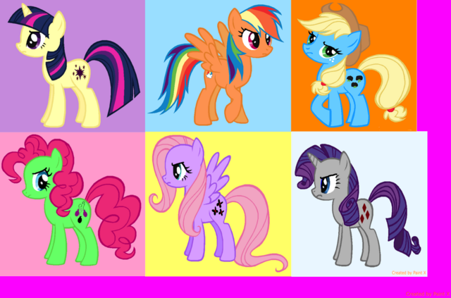 File:FANMADE Evil Mlp 6.png