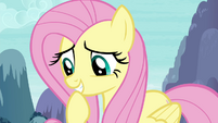 Fluttershy amused S4E16
