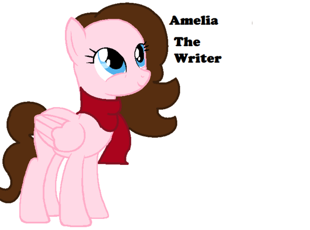 File:FANMADE Amelia The Writer.png