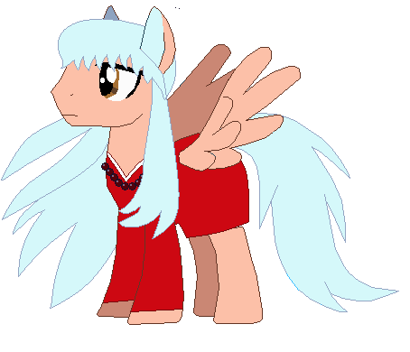 File:FANMADE Inuyasha Pony.png