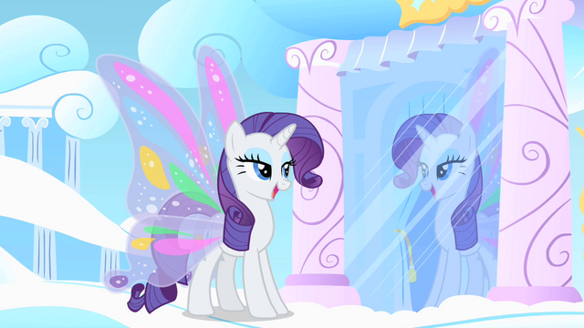 File:Rarity admirers her wings S1E16.png
