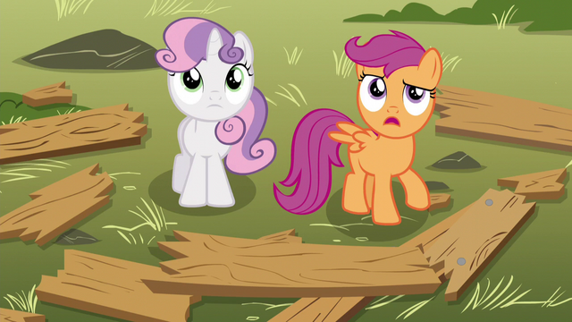 "File:Scootaloo ""why'd you want to meet here?"" S5E4.png"