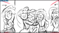 EG3 animatic - Rarity hugging Sunset Shimmer.png