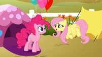 Pinkie Pie and Fluttershy S2E15