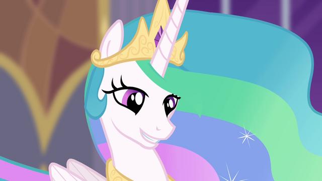 "File:Princess Celestia ""a wonderful reminder"" S4E01.png"