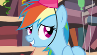"Rainbow Dash ""fans like me"" S4E04"