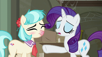 "Rarity ""overflowing plate of responsibilities"" S6E9"