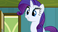 Rarity as magnificent S2E16
