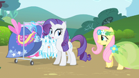 Rarity hears plea S1E20