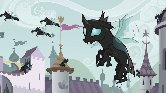 File:Thorax in the Canterlot wedding invasion S6E16.png