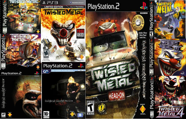 File:Twisted Metal game covers.jpg