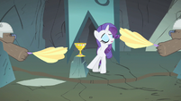 Rarity have to do S1E19