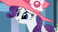 Rarity she WB trainer S2E9