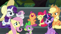 "Scootaloo ""this is gonna be so amazing!"" S6E7"