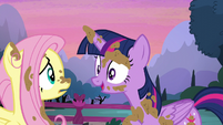 "Twilight ""I'd better stay longer"" S5E3"