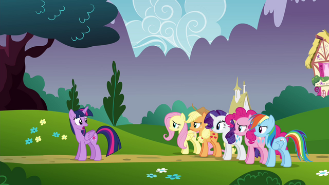 "File:Twilight ""and encourage everypony to remain inside"" S4E26.png"