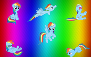 FANMADE Rainbow Dash 1