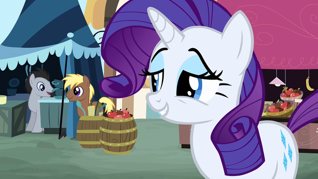 """File:Rarity """"Well of course you can."""" S2E19.png"""