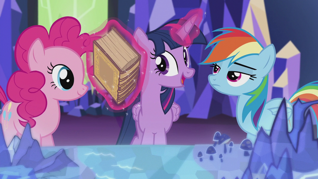 File:Twilight levitates Bygone Griffons of Greatness book S5E8.png
