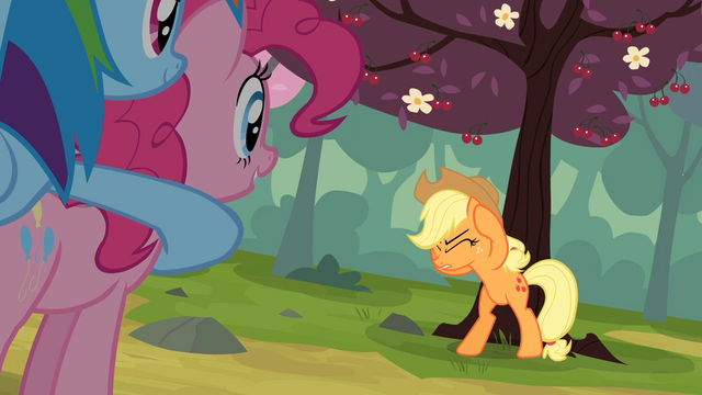 File:Annoyed by Pinkie Pie S2E14.png