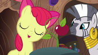 "Apple Bloom ""and a drop"" S6E4"