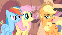 Applejack 'This circumstance is plenty dire to me!' S4E07