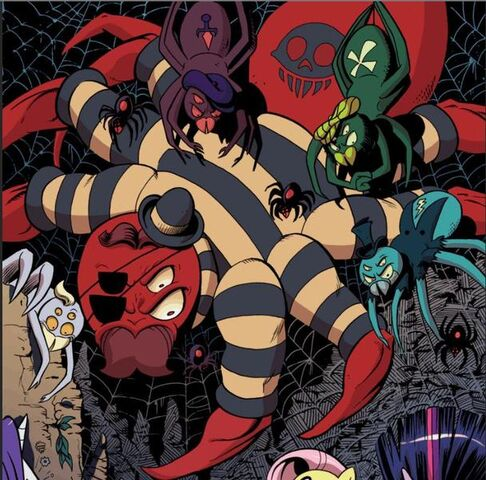 File:Comic issue 2 giant spiders.jpg