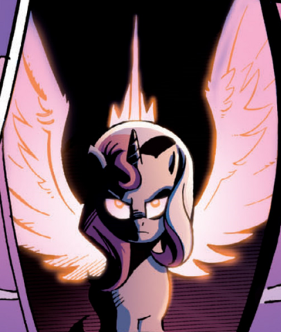File:MLP Annual 2013 Alicorn Sunset.png