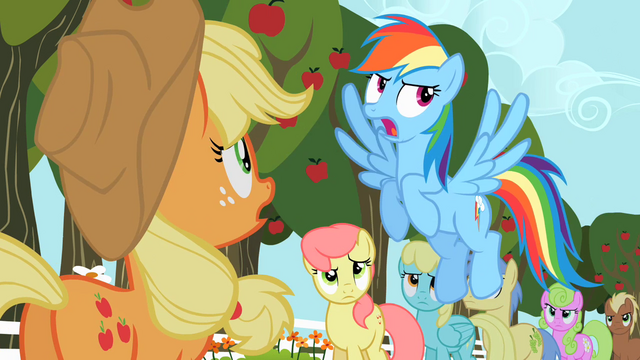 File:Rainbow Dash complain S02E15.png