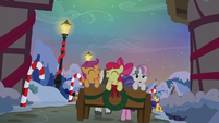The CMC in a cart S06E08