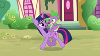 "Twilight Sparkle ""maybe the rest of us not going"" S6E22"