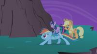 """Applejack """"Rainbow, quit it"""" S01E02"""