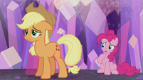 "Applejack ""hoped we could be one big happy family"" S5E20"