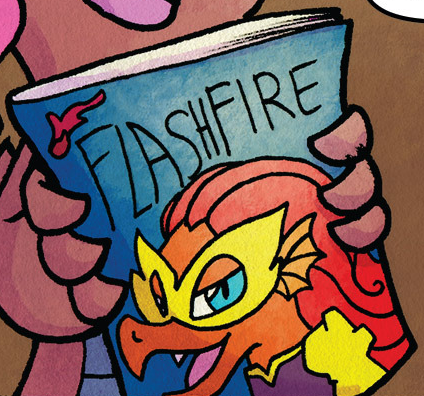 File:Friends Forever issue 14 Flashfire.png