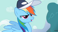 "Rainbow Dash ""No"" S2E07"